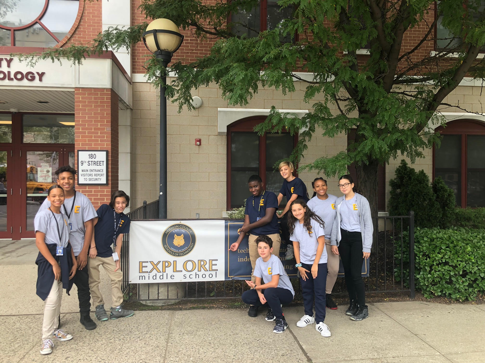 Explore Middle School: Rebranded and Ready to Go!