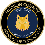Explore Middle School Logo