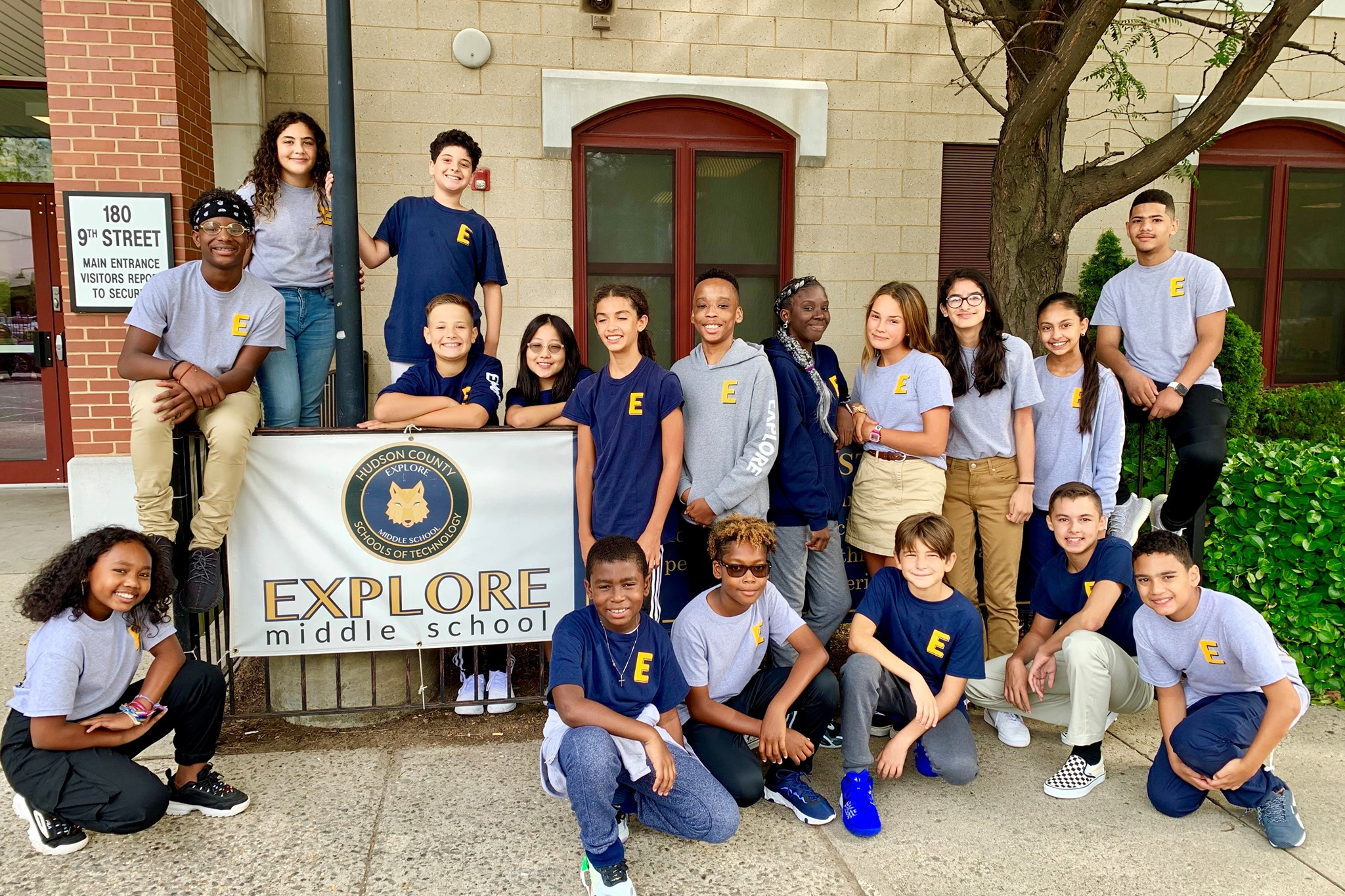 Explore Kicks off the New School Year with Team Building